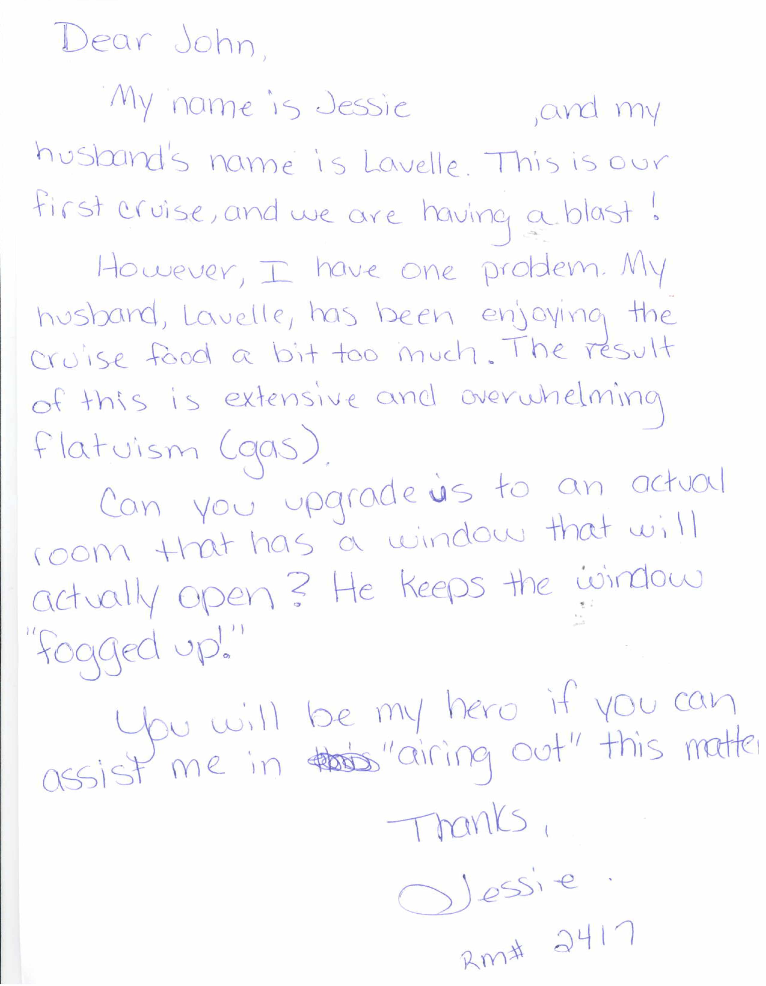 Cancellation Letter Massage Envy Welcome Integrity