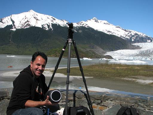 Radu in Alaska