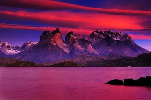 Patagonia Torres del paines